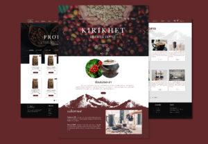 Codex- ตัวอย่างผลงาน ทำเว็บบริษัท Kirikhet